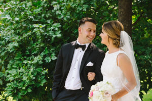 Kiersten & Jacob | Wedding at The Lace House Memorial Garden in Columbia SC