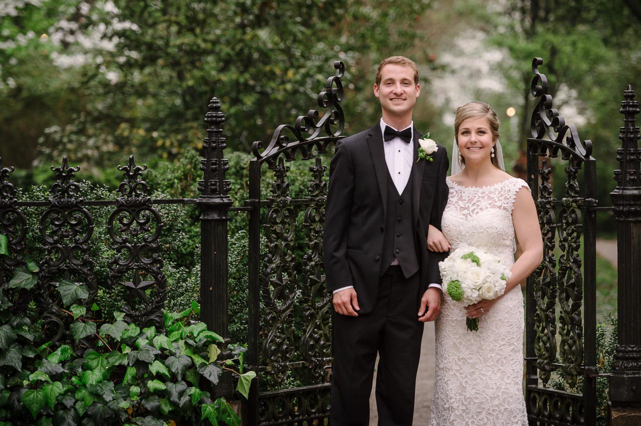 Olivia & Chris | Lace House Wedding | Jenny Sanford Garden – Columbia, SC