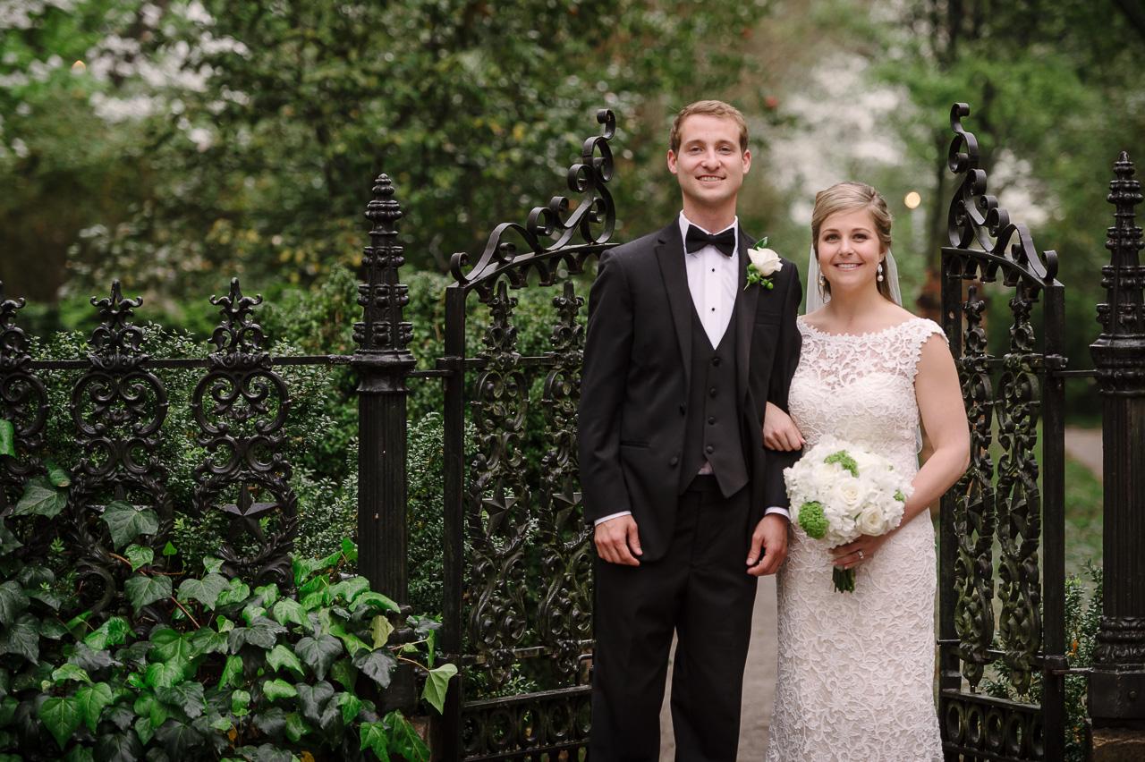 Olivia & Chris | Lace House Wedding | Jenny Sanford Garden – Columbia, SC