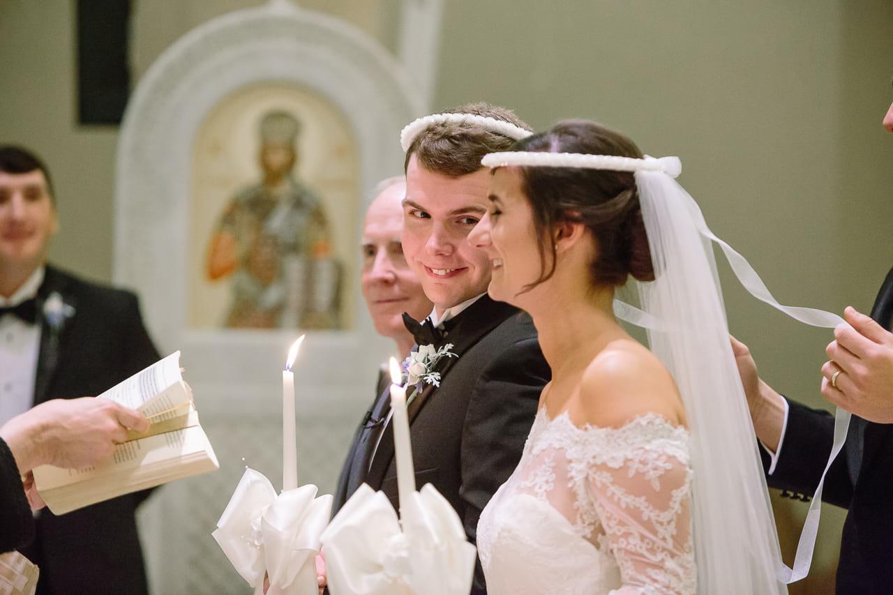 Valerie Amp Thomas Wedding At Holy Trinity Greek Orthodox
