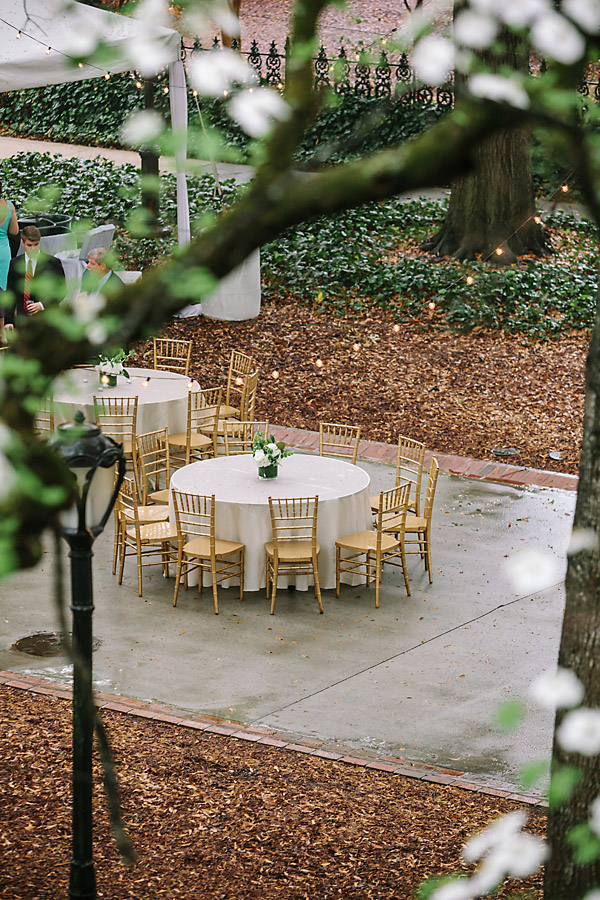 Lace House Wedding Jenny Sanford Garden Columbia Sc