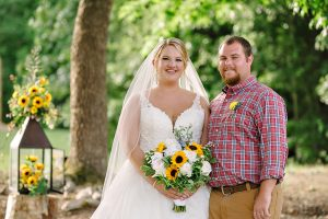 Faith & Nathan – Rustic Farm Wedding in St Matthews, SC