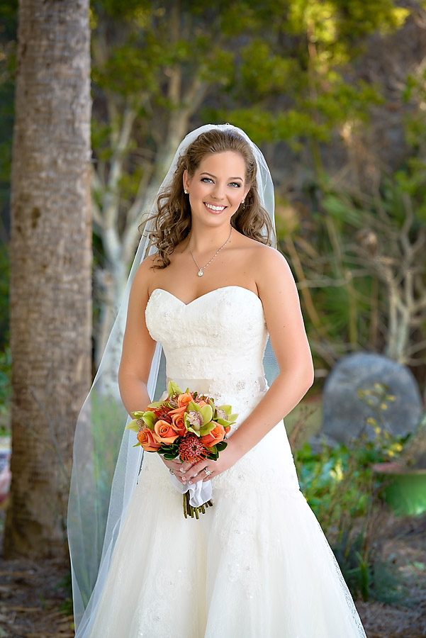 Bridal Portrait at Edisto