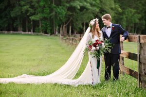 Lauren & Cameron – Rustic Wedding at The Farm at Ridgeway, SC.