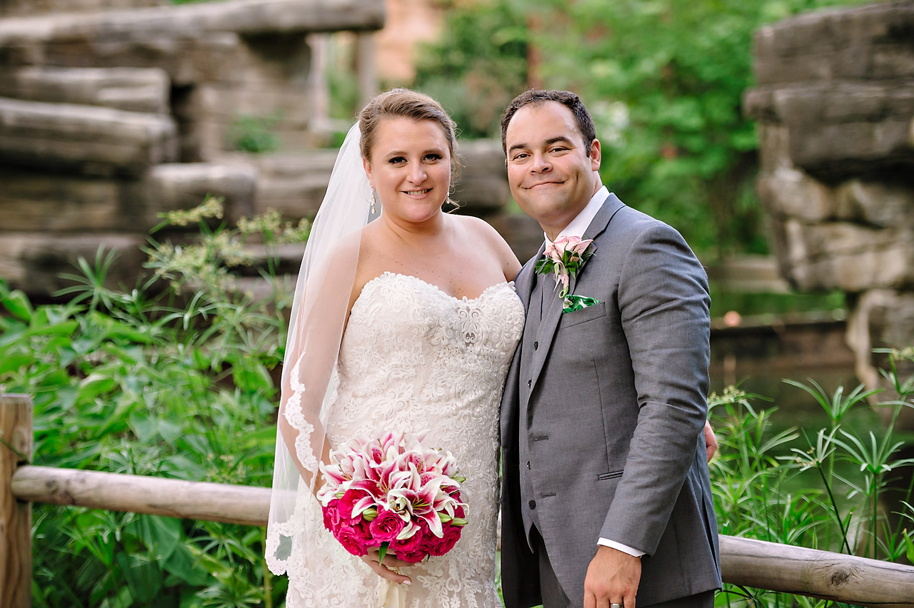 Kristen & AJ – Columbia SC Wedding at Riverbanks Zoo