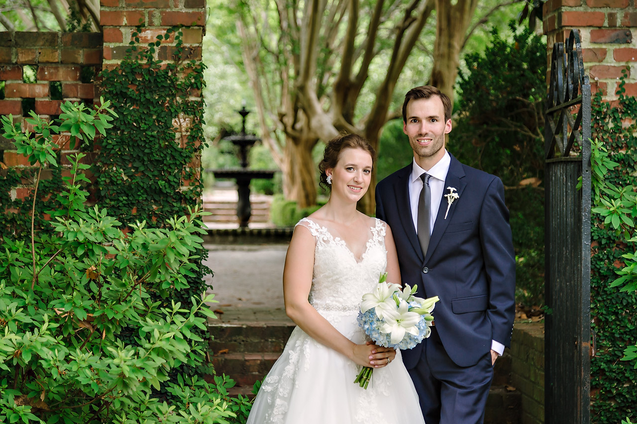 Paige & Mark – Lace House Wedding in Columbia, SC
