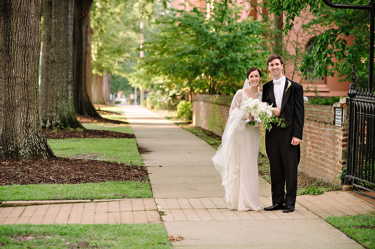 Caroline & Grayson – Classic wedding in Columbia, SC