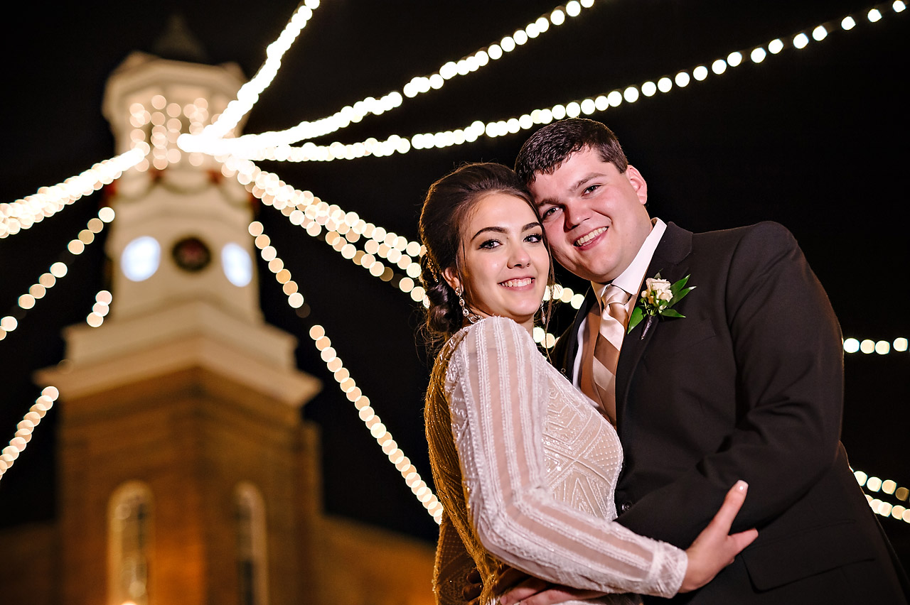 Natalie & Isaac – LDS Temple Wedding in Columbia, SC