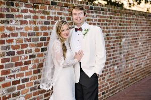 Katherine & Brien – Rutledge Chapel Wedding and 1208 Washington Place Reception