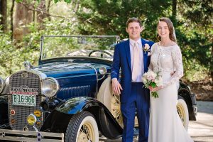 Caroline & David – Lexington SC Wedding at Wintergreen Woods