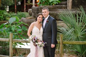 Stacey & Casey – Fun wedding at Riverbanks Zoo in Columbia SC