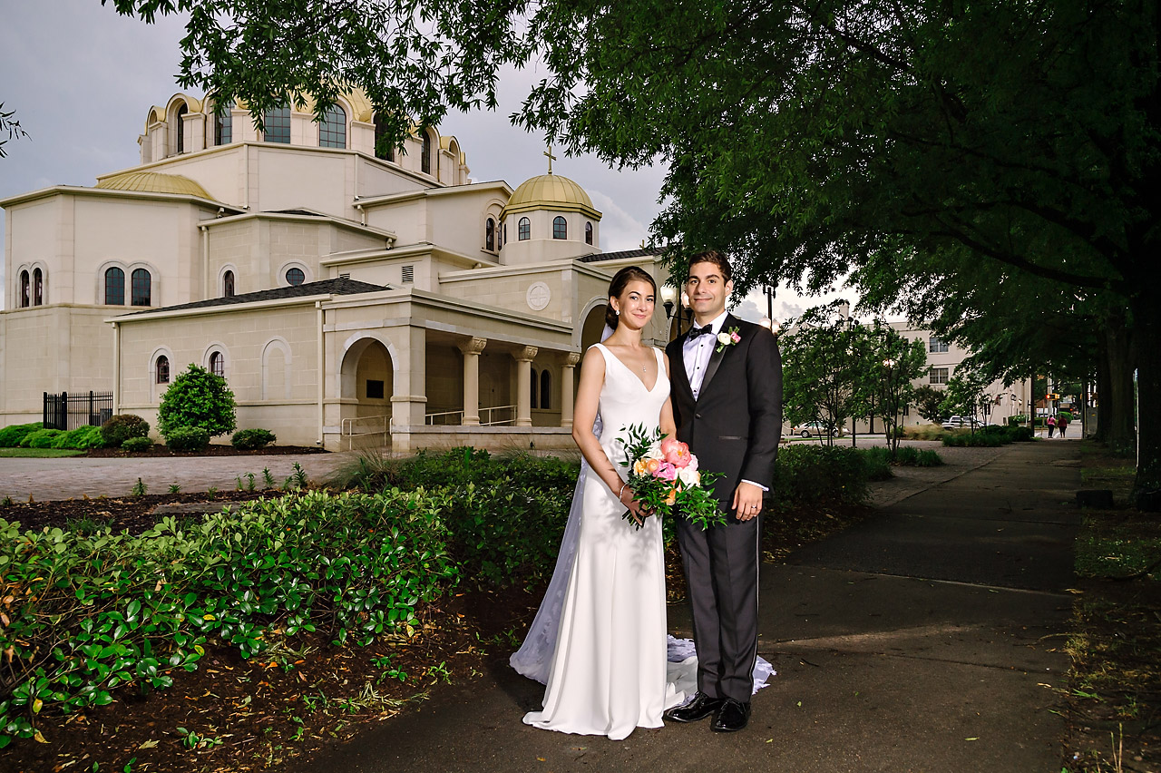 Emily & Sam – Greek Wedding in Columbia, SC