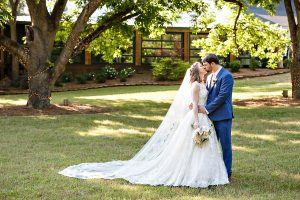 Andrea & Jack – Wedding at Southern Oaks in Gilbert, SC