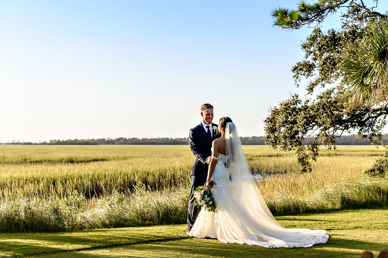 Makenzie & Alex – Destination Wedding at Fripp Island Resort, SC